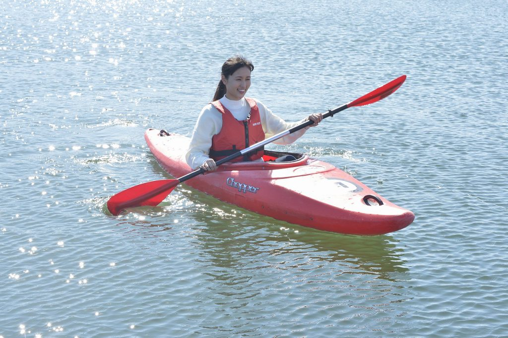 Canoe experience