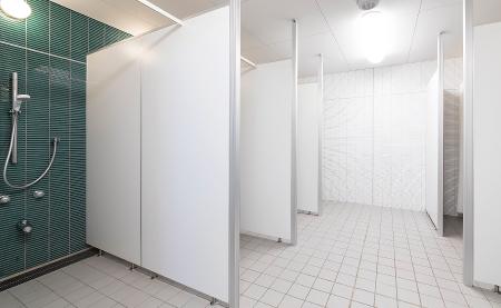 シャワー室の写真